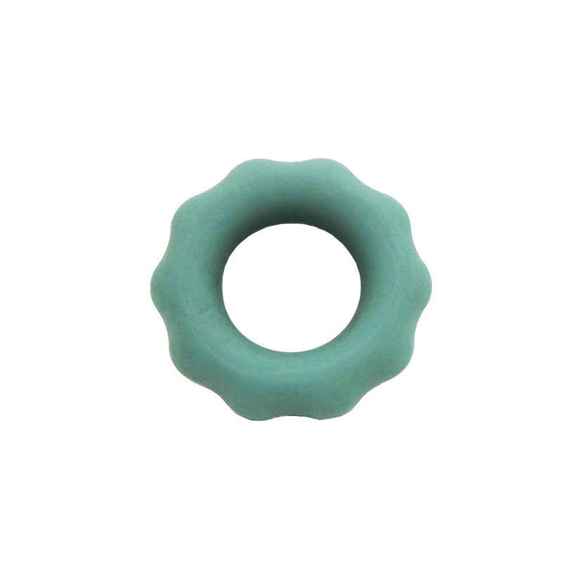 Fashion Non-Slip Durable Power Exercise Silicone Hand Grip Ring