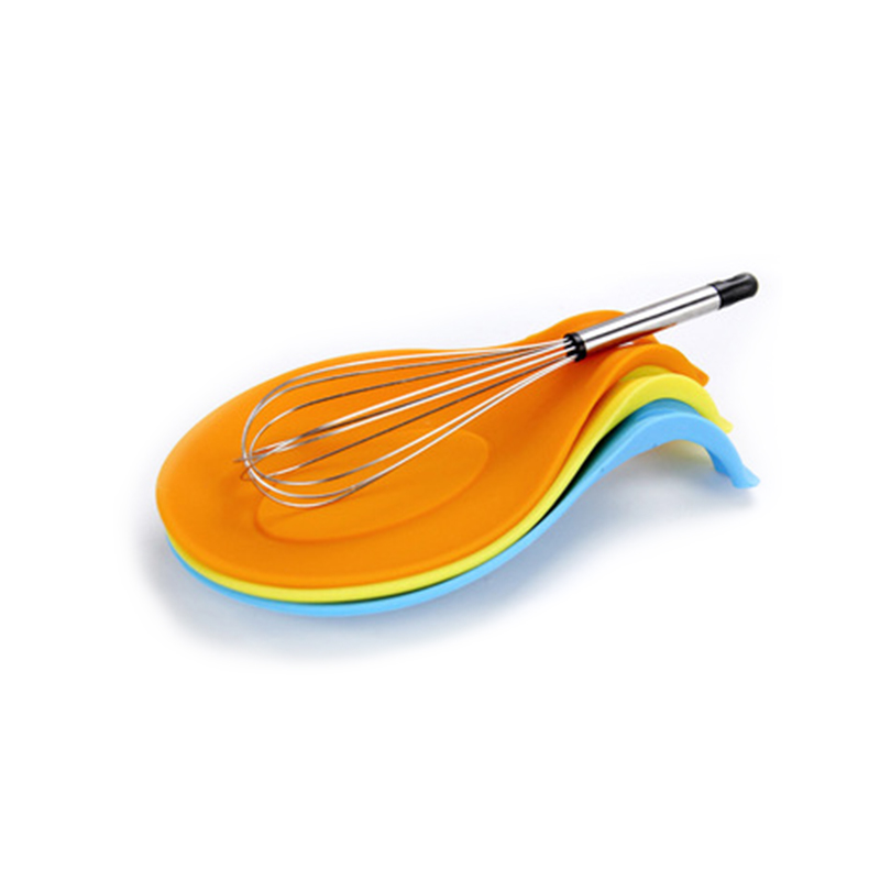 Free sample FDA Standard reusable silicone rubber printing spoon pad