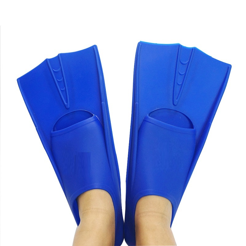 Durable Comfortable Silicone Diving Fins Swimming Shoe for Adults or Kids