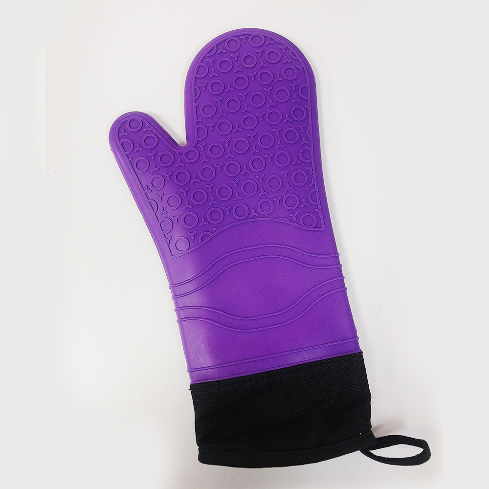 Mult-function Extra Long Cooking Gloves Long Sleeve Kitchen Gloves Oven Mitt