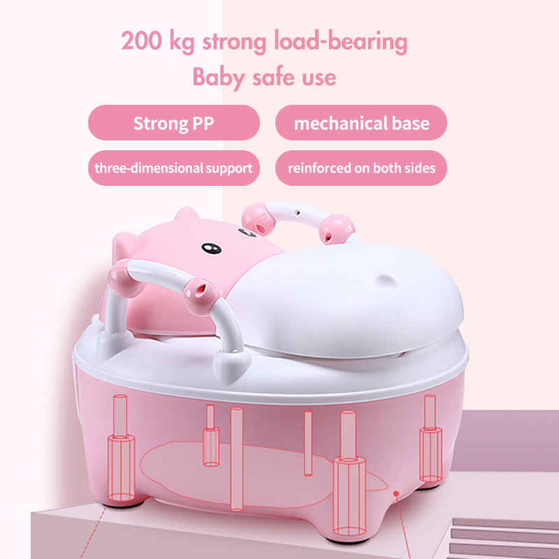 New style portablekids toilet seat baby toddler potty training step trainer non slip safety baby potty chair
