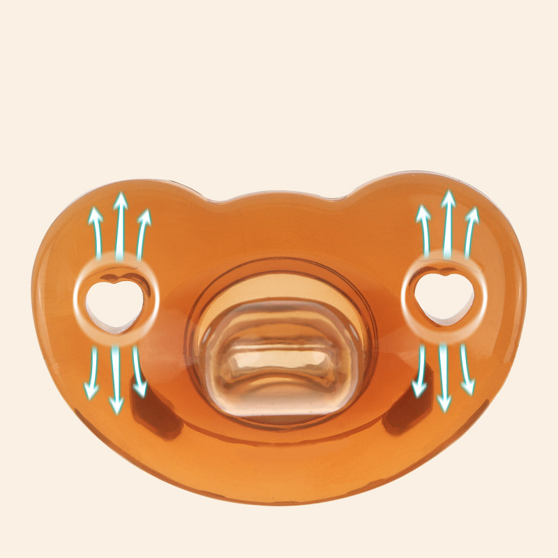 Easy To Clear Silicone Food Feeder Baby Fresh Fruit Feeder Pacifier Bebe Attache Sucette