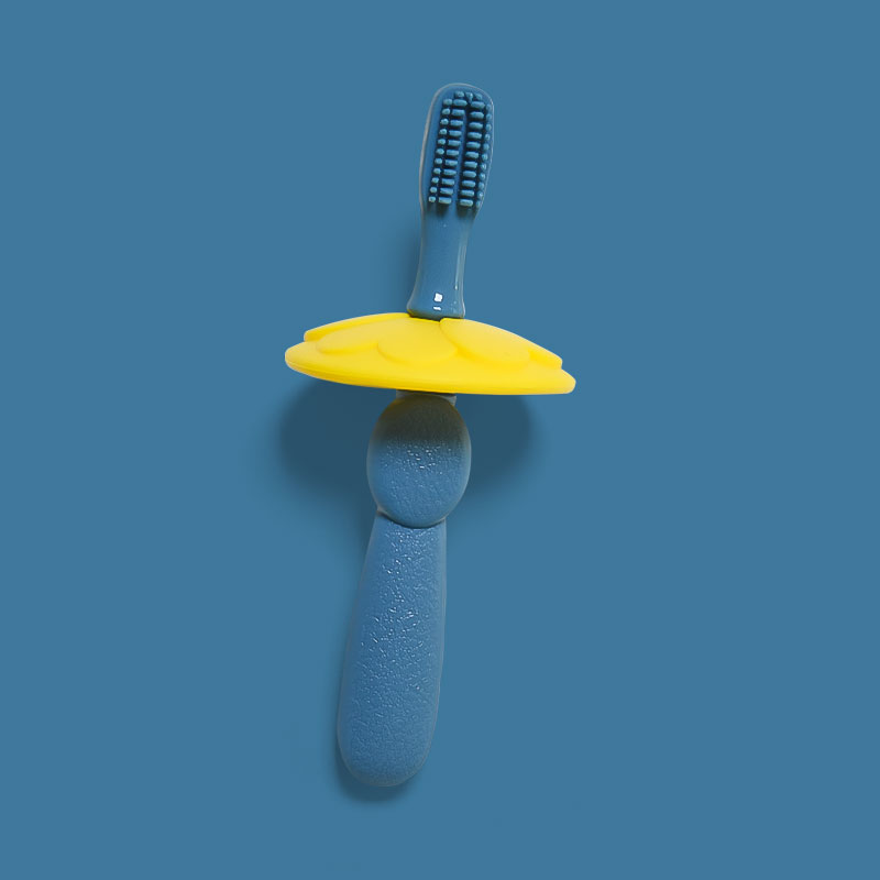 2020 Super Soft Eco-Friendly Baby Fun Toothbrush