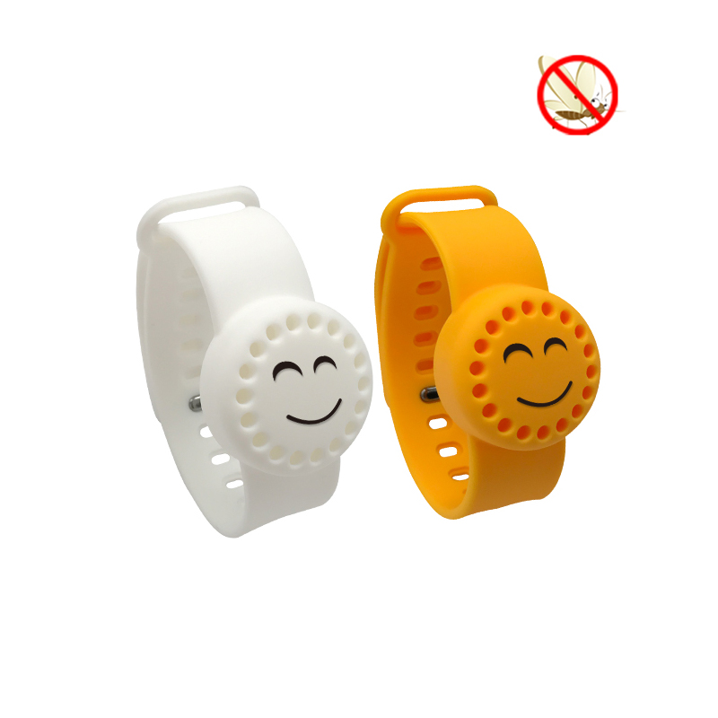 Protection 100% Natural Bug Eco-Friendly Waterproof Silicone Baby Anti Mosquito Repellent for Summer