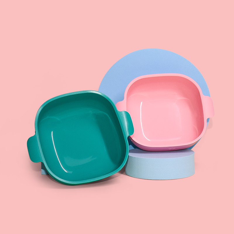 Legenday Bpa Free Eco-Friendly Colorful Tableware Silicone Suction Baby Bowl Silicone Baby Food Bowls