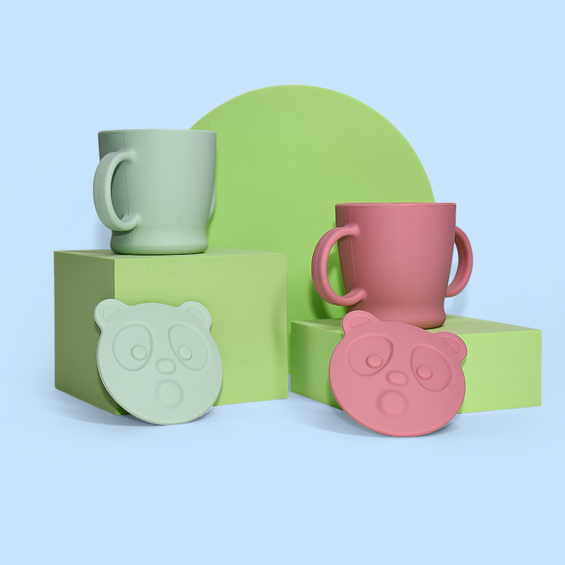 Legenday Eco-Friendly Baby Drinking Food Grade Snack Cup Spill-Proof Silicone Baby Snack Cup