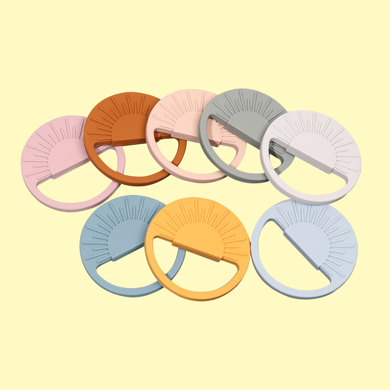 Legenday Wholesale Newborns Colorful Clean Safe Bpa Free Silicone Chewing Teether Baby Teething Toys