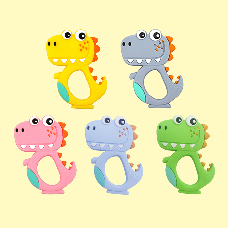 Legenday New Design Wholesale Bpa Free Silicone Teether Baby Teething Toy
