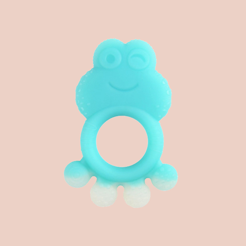 Legenday Wholesale Food Grade Bpa Free Soft Baby Chew Teething Toy Silicone Baby Teether