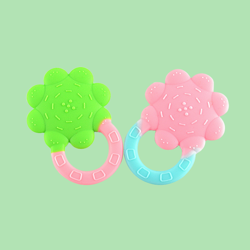Legenday Bpa Free Non Toxic Baby Teething Toys Food Grade Silicone Baby Chew Teether